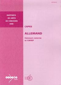 Francis Goullier - CAPES allemand - Concours externe et CAFEP.