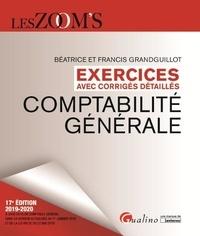 Francis Grandguillot et Béatrice Grandguillot - Comptabilité générale - Exercices avec corrigés détaillés.