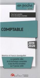 Francis Grandguillot et Béatrice Grandguillot - Comptable.