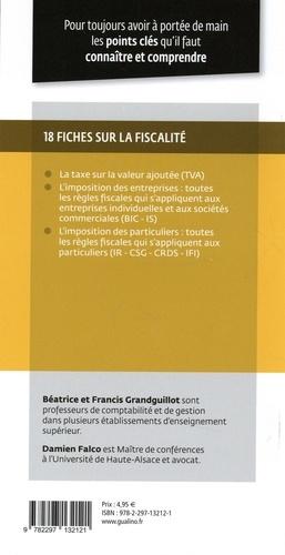 Fiscal. Points clés de la fiscalité des entreprises et de la fiscalité des particuliers  Edition 2021