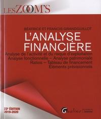 Francis Grandguillot et Béatrice Grandguillot - L'analyse financière.