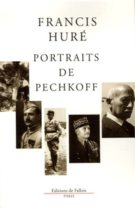 Francis Huré - Portraits de Pechkoff.
