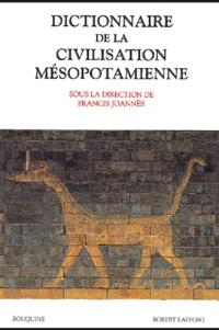 Francis Joannès - Dictionnaire de la civilisation mésopotamienne.