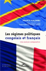 Les régimes politiques congolais et français - Une analyse comparative.pdf