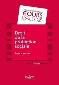 Francis Kessler - Droit de la protection sociale - 7e ed..