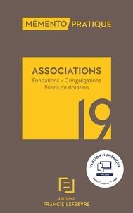 Francis Lefebvre - Associations - Fondations, congrégations, fonds de dotation.