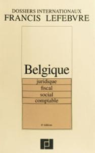 Francis Lefebvre - Belgique - Juridique fiscal social comptable.