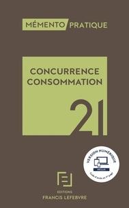 Francis Lefebvre et Marine Bonnier - Concurrence consommation.