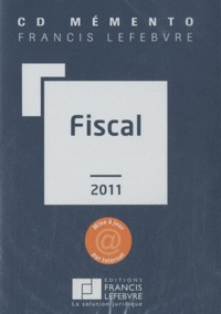 Francis Lefebvre - Fiscal - CD ROM.