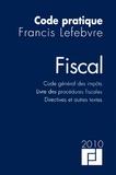 Francis Lefebvre - Fiscal - Code général des impôts, Livre des procédures fiscales, Directives et autres textes.
