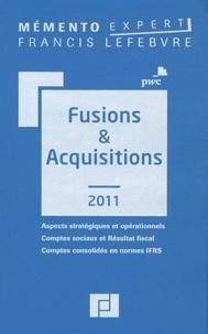 Fusions & Acquisitions -  Francis Lefebvre pdf epub