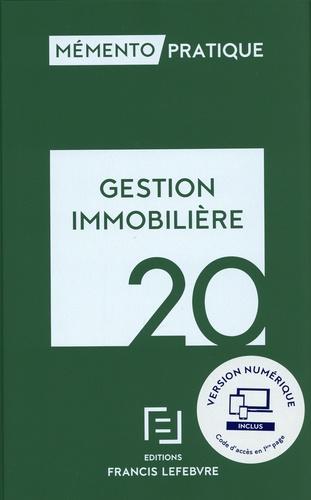 Gestion immobilière  Edition 2020