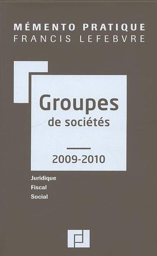 Francis Lefebvre - Groupes de sociétés.