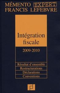 Francis Lefebvre et Anne Charvériat - Intégration fiscale - Résultat d'ensemble, Restructurations, Déclarations, Conventions.