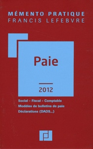 Paie - Social, Fiscal, Comptable, Modèles de bulletins de paie, Déclarations (DADS...).pdf