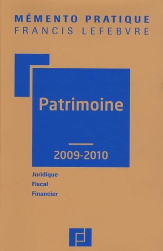 Francis Lefebvre - Patrimoine.