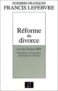 Ucareoutplacement.be Réforme du divorce - Loi du 26 mai 2004 : Procédures, conséquences patrimoniales et fiscales Image
