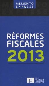 Checkpointfrance.fr Réformes fiscales 2013 Image