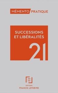 Francis Lefebvre - Succession libéralités.