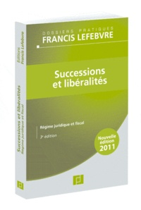 Galabria.be Successions et libéralités - Régime juridique et fiscal Image
