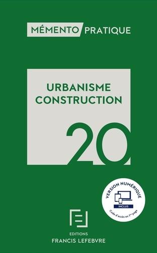 Urbanisme Construction  Edition 2020
