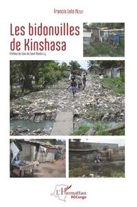 Les bidonvilles de Kinshasa - Francis Lelo Nzuzi  