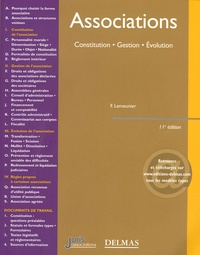 Francis Lemeunier - Associations - Constitution - Gestion - Evolution.