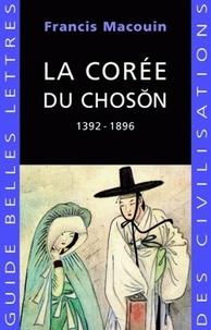 La Corée du Choson - 1392-1896.pdf