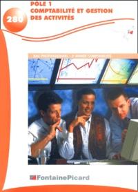Comptabilité et gestion des activités Pôle 1 Bac pro compta 2ème année.pdf