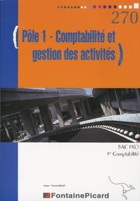 Pôle 1 - Comptabilité et Gestion des activités BAC PRO comptabilité 1e - Francis Mallet   Showmesound.org