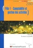 Francis Mallet - Pôle 1 Comptabilité et gestion des activités Tle Bac Pro comptabilité.