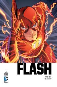 Francis Manapul et Brian Buccellato - Flash  : De l'avant.