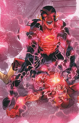 Flash Tome 4 En négatif