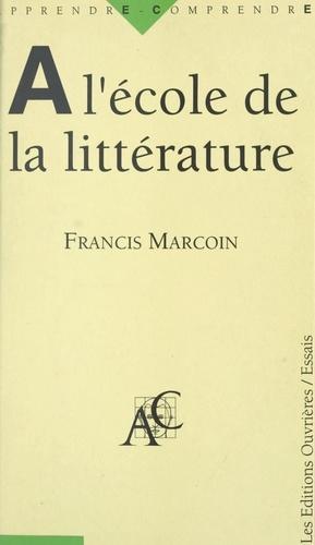 A l'école de la littérature
