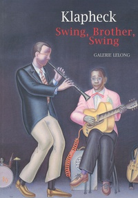 Francis Marmande - Klapheck : swing, brother, swing.
