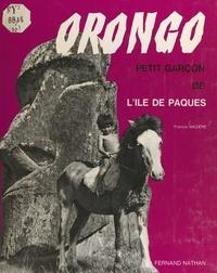 Francis Mazière - Orongo, petit garçon de l'Île de Pâques.