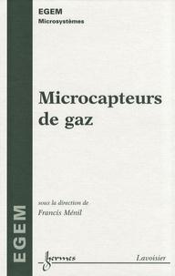 Microcapteurs de gaz - Francis Ménil |