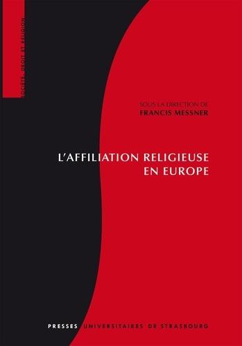 L'affiliation religieuse en Europe