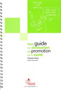 Francis Nock - Petit guide de l'évaluation en promotion de la santé.