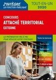 Francis Pian et Delphine Belleney - Concours attaché territorial externe - Tout-en-un.