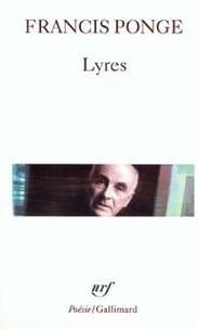 Francis Ponge - Lyres.