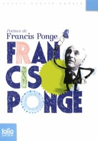 Francis Ponge - Poèmes de Francis Ponge.