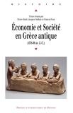 Francis Prost et Pierre Brulé - Economie et Société en Grèce antique (478-88 av. J-C).