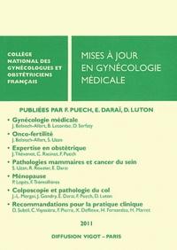 Francis Puech et Emile Daraï - Mises à jour en gynécologie médicale.