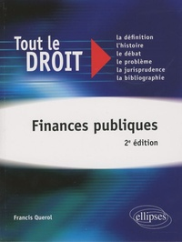 Francis Querol - Finances publiques.