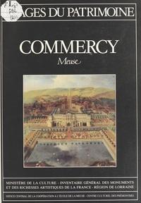 Francis Roussel et Jacques Guillaume - Commercy (Meuse).
