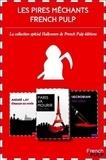 Francis Ryck et C Necrorian - ANGOISSE  : Les pires méchants de la littérature French Pulp - Coffret spécial Halloween.