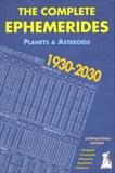 Francis Santoni - The Complete Ephemerides 1930-2030 Oh TDT - Edition multilingue français-anglais-allemand-espagnol-italien.