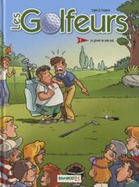 Francis Sapin et Philippe-Emmanuel Filmore - Les Golfeurs  : Pack en 2 volumes - Tome 1, Le green ne paie pas ; Tome 2, Bienvenue au club.