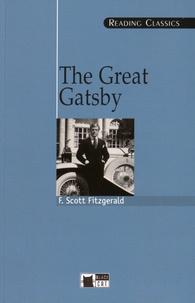Francis Scott Fitzgerald - The Great Gatsby. 1 CD audio